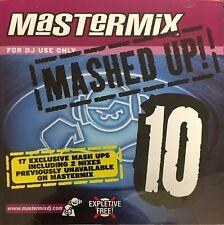 Mastermix Mashed Up! Mixes Vol.10