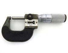 "Mitutoyo 193-211 0"" - 1"" Carbide Tipped .0001""  Digital OD Micrometer"
