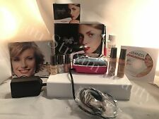 Luminess Air Airbrush Makeup Heiress System Pink&Chrome w/Pink Stylus 5pc Med