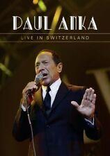 NEW Paul Anka: Live in Switzerland (DVD)