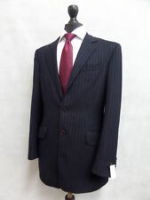 Wool Pinstripe Suits & Tailoring Single 32L for Men