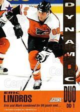 1993-94 Score Dynamic Duos American #1 Mark Recchi, Eric Lindros