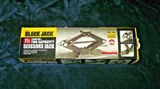 Torin Black Jack 1.5 Ton Capacity Scissor Jack T10152W New