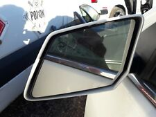 2008 GMC Arcadia  rear view side mirror left driver side mirror