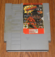Smash TV by Tecno Game IRREGULAR (NES) Brazilian Retro Cart Unlicensed Repro?