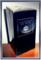 "BLISTER ""MONSIEUR DE FATH"" PARFUMS J. FATH PARIS EAU TOILETTE HOMME 100ML SEALED"