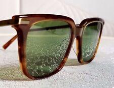 "DITA Eyewear ""Cooper"" DRX2075 men's sunglasses Brown & 18K carat Gold (rrp:750€)"