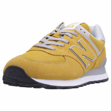 new balance 574 uomo gialle