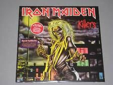 IRON MAIDEN  Killers 180g LP New Sealed Vinyl
