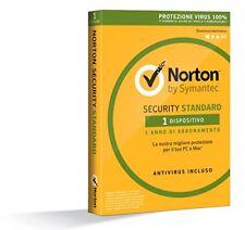 Symantec Norton Security Standard 2016 V3.0