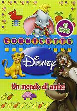 Un mondo di amici. Cornicette - Disney Libri  - Nuovo in Offerta!