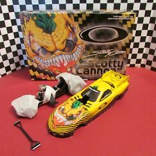 "1999 Pontiac Funny Car,""0akley"" Driven by:Scotty Cannon,NHRA, LE,1/7500"