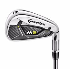 TaylorMade M2 Iron Set 4-PW+AW REAX 88 HL Regular - New 2017