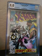 X Men 283 8.0 cgc first appearance of Bishop