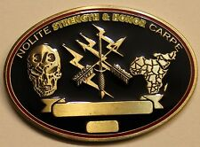 3rd Special Forces Group Airborne 3rd Battalion Army Challenge Coin