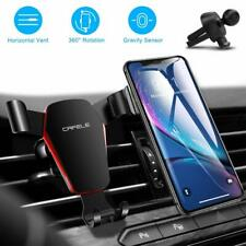 Universal Car Mount Air Vent Holder Dashboard Cradle for iPhone Galaxy Phone