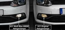 2x H11 55W 12V Lampen Nebelscheinwerfer Xenon Optik 6000K VW PHAETON 3D