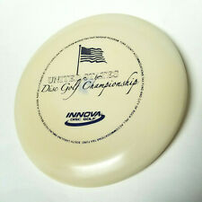 INNOVA Star Aviar USDGC Tourney Stamp Patent # Beadless 175g Disc Golf Putter