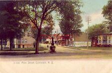 pre-1907 MAIN STREET, COBLESKILL, N.Y. 1910