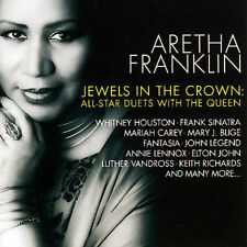 Jewels In The Crown: Duets - Aretha Franklin CD Sealed !