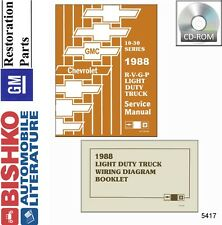 Repair manuals literature for chevrolet p30 ebay 1988 chevrolet r v g p truck shop service repair manual cd fits chevrolet p30 fandeluxe Gallery