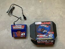 Traxxas 2970 EZ-Peak Plus 4-Amp Auto-iD LiPo NiMH Battery Charger Nice Shape