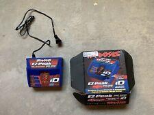 Traxxas 2970 EZ-Peak Plus 4-Amp Auto-iD LiPo NiMH Battery Charger Nice Shape