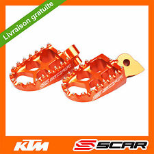 REPOSE CALE PIED EVOLUTION KTM FREERIDE ORANGE SCAR
