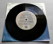 Hipsway - Ask The Lord 1985 1/Sided Mercury / Pyral Acetate 7""