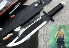 Rambo II First Blood Part multi-function Camping Knife Outdoor Hunting Knives 15