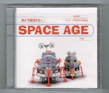 DJ TIËSTO - SPACE AGE 1.0 - 16 TITRES - 2012 - NEUF NEW NEU