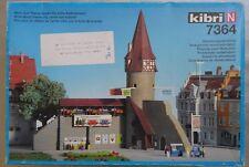 KIBRI N 1:160 ref 7364   batiment centre ville historique en boite à monter (2)