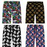 Men's Official Character Lounge Pants / 100% Cotton Pyjama Bottoms - S,M,L & XL