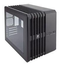Case nero per mini-ITX in acciaio per prodotti informatici