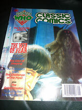 Dr Who classic comic Issue 20