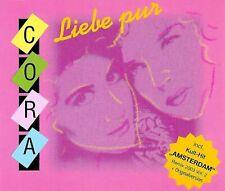 Cora ? Liebe Pur - 4 Track Maxi CD - Europop Schlager