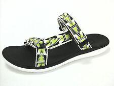 Teva Terra‑Float Sport Womens Sandals Black Yellow Ethnic US 9.5 EU 40.5 $75 NEW