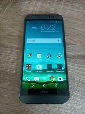 NEW HTC One M9 Camera 20MP RAM 3GB 4G Smartphone Fine Crack On Screen