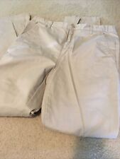 Old Navy Boy's Khaki Flat Front Pants Size 18