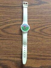 "Vintage Swatch Coca-Cola ""Bicycle Rider"" Watch - rare?"