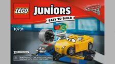LEGO 10731 Juniors Disney Cars Cruz Ramirez Race Simulator NEW