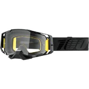 100 Percent Armega Goggles - Nightfall - Clear  - 50721-101-06 - MX MTB Enduro