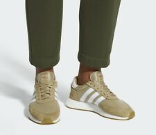 Adidas Originals Mens I-5923 Boost Trainers Shoes Beige B27874 UK 9.5