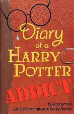 NEW Diary of a Harry Potter Addict by Darby Romeo