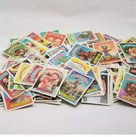 50 Random Original Garbage Pail Kids From Series 2-15! Plus Free Error Card!