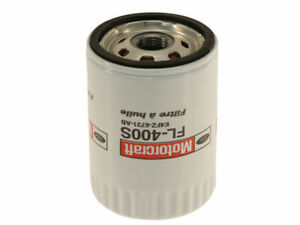 For 1997-2002 Ford E150 Econoline Club Wagon Oil Filter Motorcraft 46437HN 1998