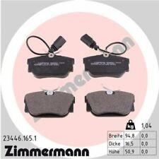 1x Bremsbelagsatz  Scheibenbremse ZIMMERMANN 23446.165.1