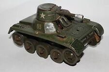 1940's Gama Made in US Zone Germany #65 Tank, Original