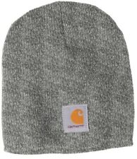fe112ca7 Carhartt Acrylic Beanie Knit Men's Stocking Cap Warm Winter Hat Authentic