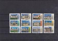 Lot série timbre france adhésif complète ARCHITECTURE RENAISSANCE CHATEAUX 2015